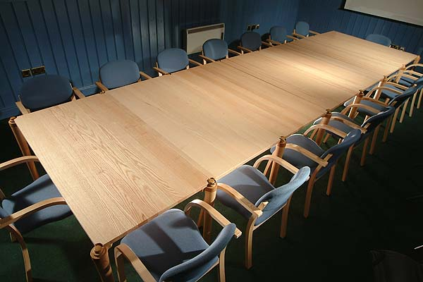 Trannon Furniture Dillington Tables By David Colwell A Modular Linking Conference Table