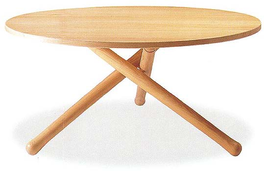 Trannon Furniture Round Tables By David Colwell